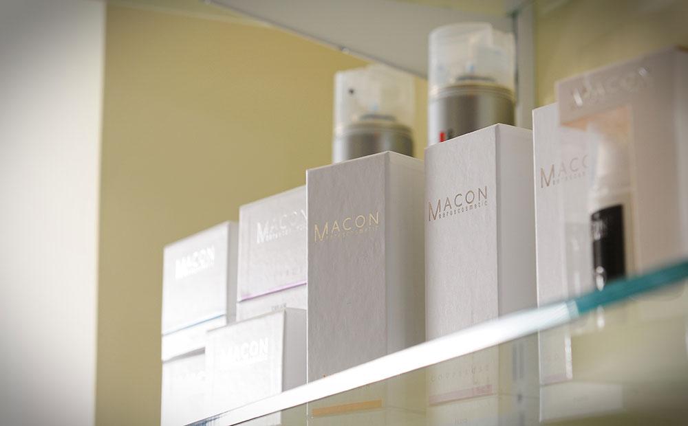 profesionali Macon kosmetika